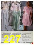 1986 Sears Fall Winter Catalog, Page 227