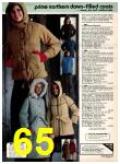 1977 Sears Fall Winter Catalog, Page 65