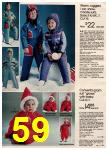 1982 Montgomery Ward Christmas Book, Page 59