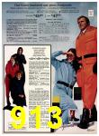 1972 Sears Fall Winter Catalog, Page 913