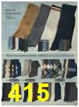 1965 Sears Fall Winter Catalog, Page 415