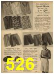 1962 Sears Spring Summer Catalog, Page 526