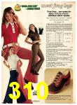1973 Sears Fall Winter Catalog, Page 310