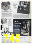 1967 Sears Spring Summer Catalog, Page 745