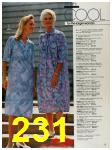1988 Sears Spring Summer Catalog, Page 231