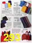 1973 Sears Spring Summer Catalog, Page 293