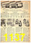 1949 Sears Spring Summer Catalog, Page 1137