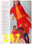 1967 Sears Fall Winter Catalog, Page 287