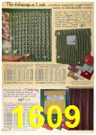 1963 Sears Fall Winter Catalog, Page 1609