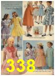 1959 Sears Spring Summer Catalog, Page 338