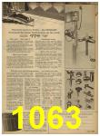 1962 Sears Spring Summer Catalog, Page 1063