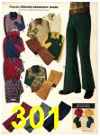 1973 Sears Fall Winter Catalog, Page 301