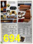 1986 Sears Fall Winter Catalog, Page 694
