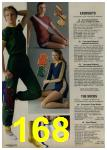 1979 Sears Fall Winter Catalog, Page 168