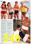 1967 Sears Spring Summer Catalog, Page 549