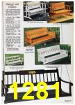 1972 Sears Spring Summer Catalog, Page 1281