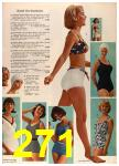 1964 Sears Spring Summer Catalog, Page 271