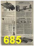 1965 Sears Fall Winter Catalog, Page 685