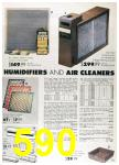 1989 Sears Home Annual Catalog, Page 590