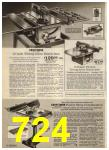 1968 Sears Fall Winter Catalog, Page 724
