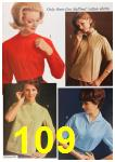 1963 Sears Fall Winter Catalog, Page 109