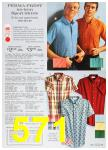 1967 Sears Spring Summer Catalog, Page 571