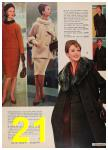 1962 Sears Fall Winter Catalog, Page 21