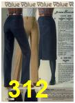 1980 Sears Fall Winter Catalog, Page 312