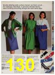 1987 Sears Spring Summer Catalog, Page 130