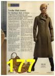 1968 Sears Fall Winter Catalog, Page 177