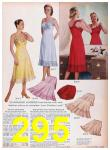 1957 Sears Spring Summer Catalog, Page 295