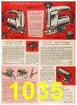 1960 Sears Fall Winter Catalog, Page 1035