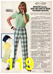 1975 Sears Spring Summer Catalog, Page 119
