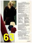 1978 Sears Fall Winter Catalog, Page 63
