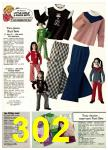 1976 Sears Fall Winter Catalog, Page 302