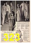 1965 Sears Fall Winter Catalog, Page 323