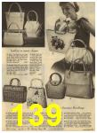 1960 Sears Spring Summer Catalog, Page 139