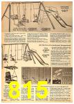 1962 Sears Fall Winter Catalog, Page 815