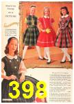 1960 Sears Fall Winter Catalog, Page 398
