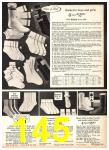 1968 Sears Fall Winter Catalog, Page 145
