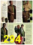 1969 Sears Fall Winter Catalog, Page 294