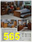 1991 Sears Fall Winter Catalog, Page 565
