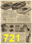1962 Sears Spring Summer Catalog, Page 721