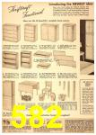 1949 Sears Spring Summer Catalog, Page 582