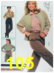 1988 Sears Fall Winter Catalog, Page 105