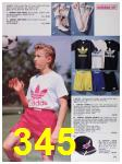 1991 Sears Spring Summer Catalog, Page 345
