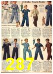 1942 Sears Spring Summer Catalog, Page 287