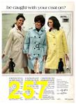1969 Sears Spring Summer Catalog, Page 257