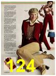 1974 Sears Fall Winter Catalog, Page 124