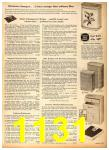 1958 Sears Fall Winter Catalog, Page 1131